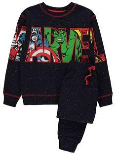"Marvel Comics /""Comic Strip/"" Pyjama garçon"