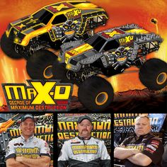 Max-D 10th Anniversary Tribute World Finals XIV - YouTube |Monster Truck Maximum Destruction 10th Anniversary
