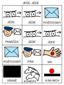 Pro Šíšu: Poštovský pán Music School, Playing Cards, Language, Learning, Kids, Autism, Projects, Young Children, Boys