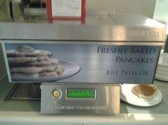 Pancake machine Sidney Australia