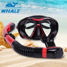 Fsnorkeling equipment diving mask snorkel set professional spearfishing gear Scuba Diving Equipment Dive Mask + Dry Snorkel Set #clothing,#shoes,#jewelry,#women,#men,#hats,#watches,#belts,#fashion,#style