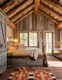 Cool 88 Rustic Small Cabin In The Wood https://architecturemagz.com/88-rustic-small-cabin-in-the-wood/