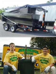 Houston Junk Guys Junk Removal Service is a contractor that offers quality services including foreclosure clean-out, construction site clean-up, demo clean-outs, junk removal, and many more.
