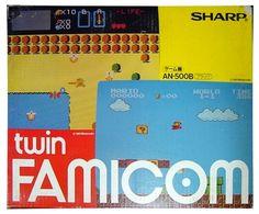 Twin Famicom Sharp Box