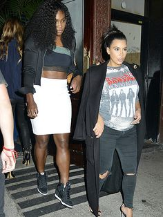 Want to Spot a Celebrity at Dinner? Here's Where You Should Make a Reservation | CARBONE | New York CityKim Kardashian sipped (and spilled) tea with Serena Williams at this Italian restaurant before the tennis star faced off against her sister, Venus, at the U.S. Open.