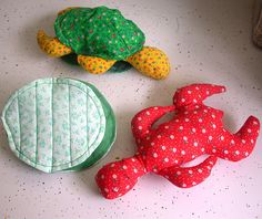 turtles coming out of their shells by wilsonlaura, via Flickr