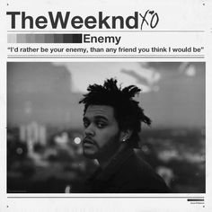 New Music: The Weeknd – Enemy | Black Current