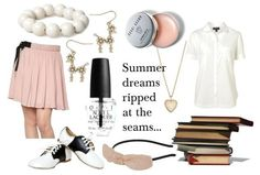 Sandy from Grease inspired outfit from Broadway Hipsters