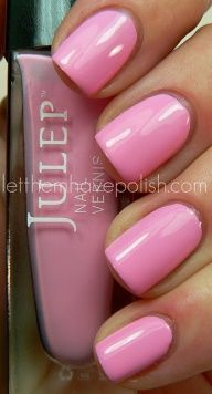 Julep | Carrie | Classic, cotton candy pink crème | BNWOS $6