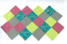 Bolsa de patchwork - Portal de Artesanato - O melhor site de artesanato com passo a passo gratuito