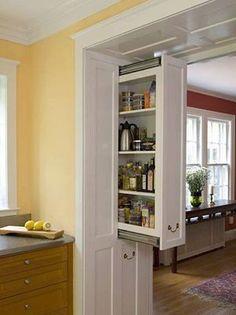 Otimizando o espaço de casa