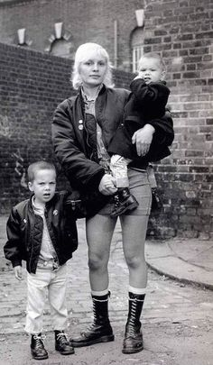 British Subcultures of '70s-'90s