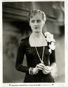 "Josephine Dunn, in ""Fireman, Save My Child"" (1927)"