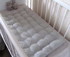 "Hemp mattress with Buckwheat hulls for baby 20""x36""in/ Organic mattress / topper / Hemp floor mat cushion / Meditation Yoga"