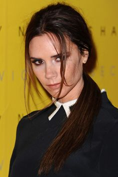 Victoria Beckham Hair Updo Google Search VB FLATS Pinterest - Beckham's hairstyle history