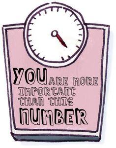 You are more important than this number.
