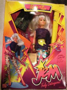Roxy vintage toy doll 1986  $165.00  Damn, if only I hadn't opened/played with mine....