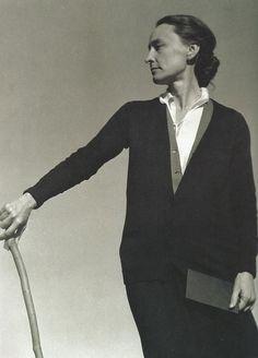 Georgia Totto O'Keeffe (November 15, 1887 – March 6, 1986) was an American artist.