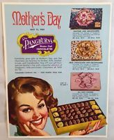 1969 Mother's Day Catalog Pangburn's Chocolates Candy Co Fort Worth Texas