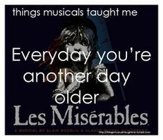 memes what musicals taught me - Google Search