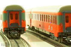 Maerklin 42723 Schnellzugwagenset