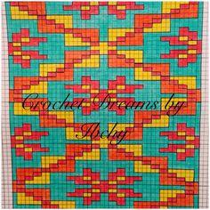 My Wayuu Mochila pattern