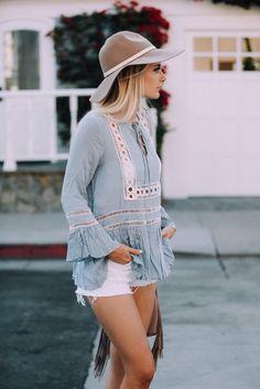 Newport Outfit Diary | Aspyn Ovard | aspynovard.com
