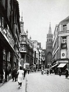 Königsberg Pr. - Junkerstraße