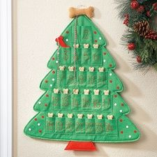 I want this advent calendar! Santa's Lucky Dog Days Until Christmas in Christmas Gifts 2012 from Current on shop.CatalogSpree.com, my personal digital mall.