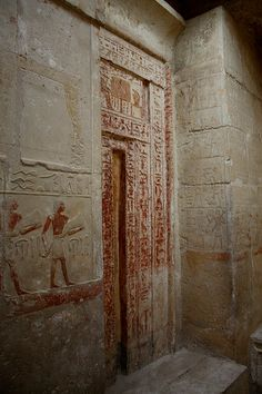Saqqara tomb of Inefrt