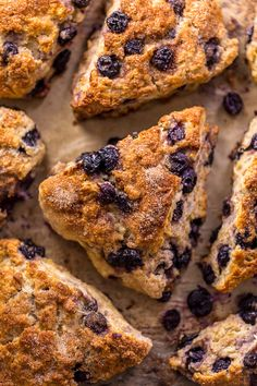 Mmm… these Blueberry Snickerdoodle Scones are so flavorful and perfect for brunch! Yes, that's right; I'm sharing a snickerdoodle themed recipe in MAY! And I'm not even sorry. Because these Blueberry Snickerdoodle Scones are insanely flavorful and bursting with juicy berries in every bite. See ↓ MY RECENT VIDEOS I'm so smitten with these scones...