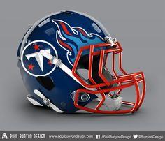 My Take on NFL Concept Helmets - Album on Imgur