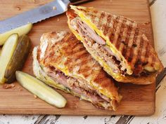 How to Make Real-Deal Cuban Sandwiches — Serious Eats Kubanisches Sandwich, Cubano Sandwich, Sandwich Recipes, Serious Eats, Food Network Recipes, Cooking Recipes, My Favorite Food, Favorite Recipes, Good Food