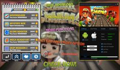 subway surfers hack download apk: http://free-hack-download.com/2015/10/subway-surfers-hack-download-apk-free.html/