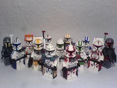 Custom Lego Star Wars Sets