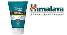HIMALAYA HERBALS FOR HIM INTENSE OIL CLEAR LEMON FACE WASH 100ML WITH LEMON