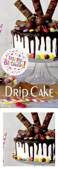 Drip cake la grande moda del cake design