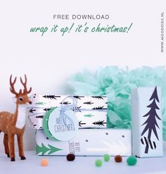 Wrapping papers, Wrapping and Free printable