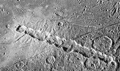 """In the 1820s, the Bavarian astronomer Franz von Paula Gruithuisen claimed to have glimpsed entire cities on the moon with his telescope. He wrote that the """"lunarians"""" who lived there had built sophisticated buildings, roads and forts. Most of his colleagues scoffed at his assertion, but he eventually got a small lunar crater named after him."""