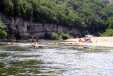 Camping Les Libellules - de rivier