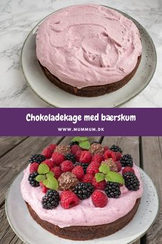 Danish Dessert, Good Food, Yummy Food, My Best Recipe, Let Them Eat Cake, Afternoon Tea, Cake Recipes, Sweet Tooth, Bruges
