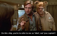"""""""Spaceballs"""" my dork and my movie! 80s Movies, Comic Movies, Funny Movies, Movie Characters, Movie Tv, Tv Show Quotes, Film Quotes, Movies Showing, Movies And Tv Shows"""