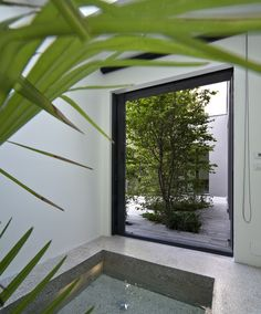 StudioAta - House behind the trees [Italy, Outdoor Decor, House Design, House, Windows, Interior Architecture Design, Loft, Minimalism, Garden Windows, Dream Bathroom