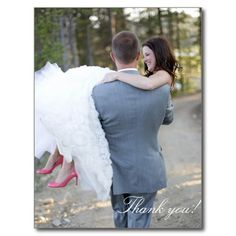 Wedding Thank You Postcard in each seller & make purchase online for cheap. Choose the best price and best promotion as you thing Secure Checkout you can trust Buy bestThis Deals          Wedding Thank You Postcard lowest price Fast Shipping and save your money Now!!...