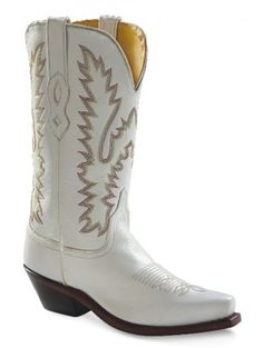 White Lightning Western Boots by Old West LF1521