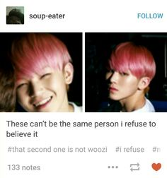 How Woozi screws with your mind