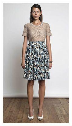 Juliette Hogan Ashleigh Dress