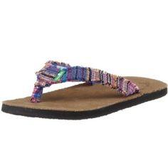 I love my Sanuk Flip Flops !!