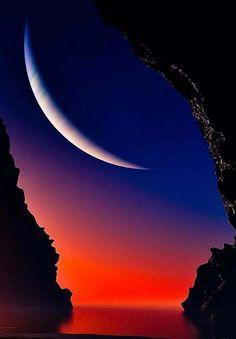 Caved Luna Dream