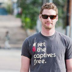 Set the Captives Free T-Shirt | Yobel Market